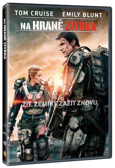 Na hraně zítřka (DVD)