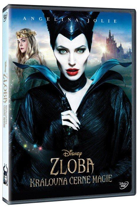 Zloba - Královna černé magie (DVD)