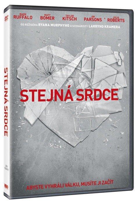 Stejná srdce (DVD)