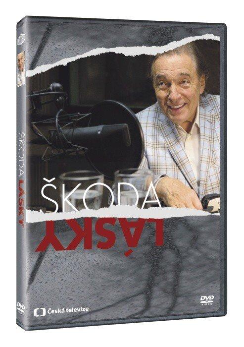 Škoda lásky (4 DVD) - seriál
