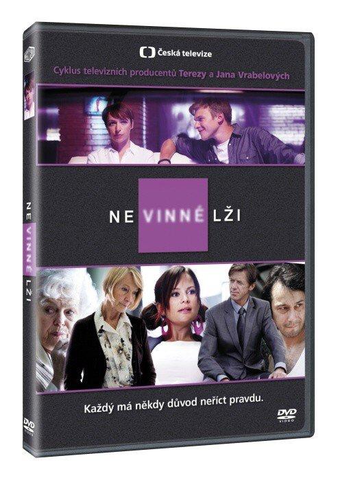 Nevinné lži - 1. série (4xDVD) - tv seriál