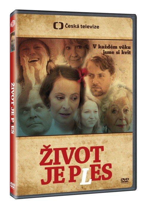 Život je ples (8xDVD) - tv seriál