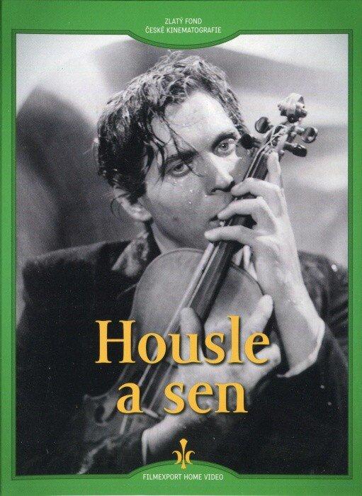 Housle a sen (DVD) - digipack