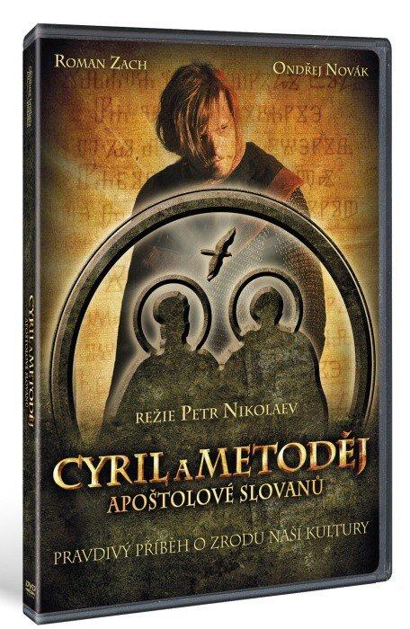 Cyril a Metoděj - Apoštolové Slovanů (DVD)