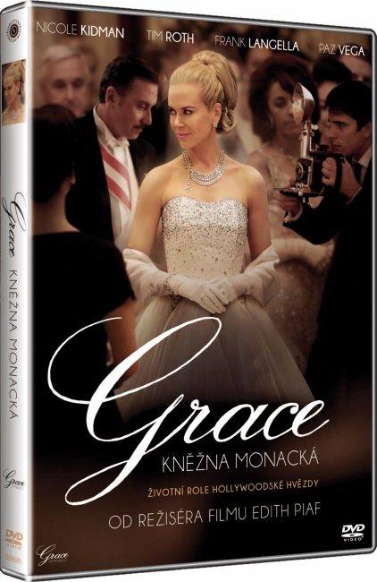 Grace, kněžna monacká (DVD)