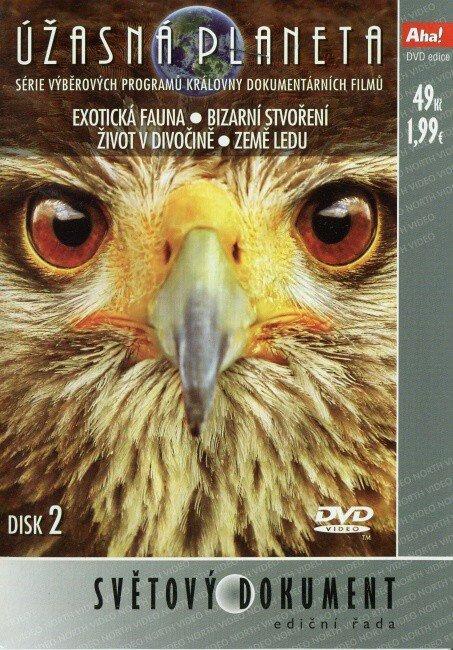 Úžasná planeta 02 (DVD) (papírový obal) - BBC