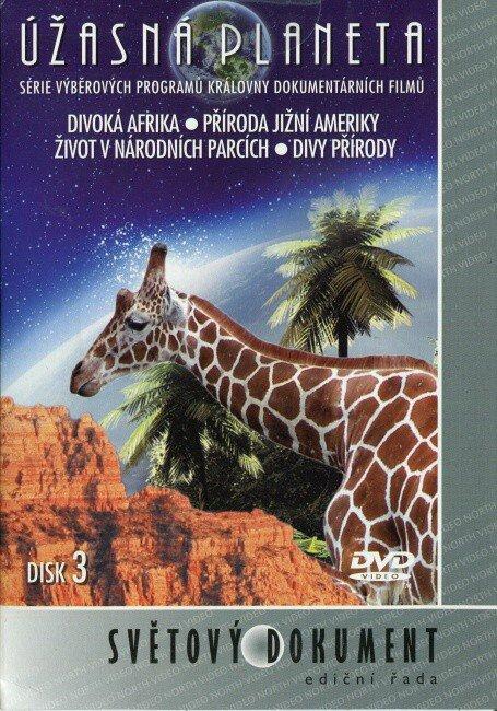 Úžasná planeta 03 (DVD) (papírový obal) - BBC
