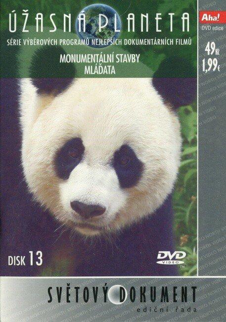 Úžasná planeta 13 (DVD) (papírový obal) - BBC
