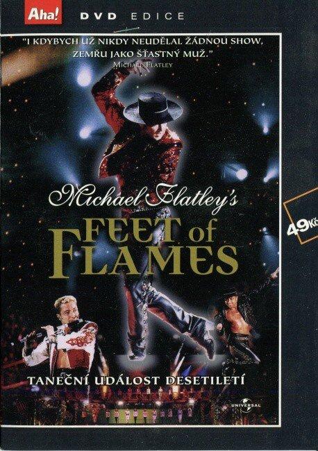 Feet of Flames (DVD) (papírový obal)