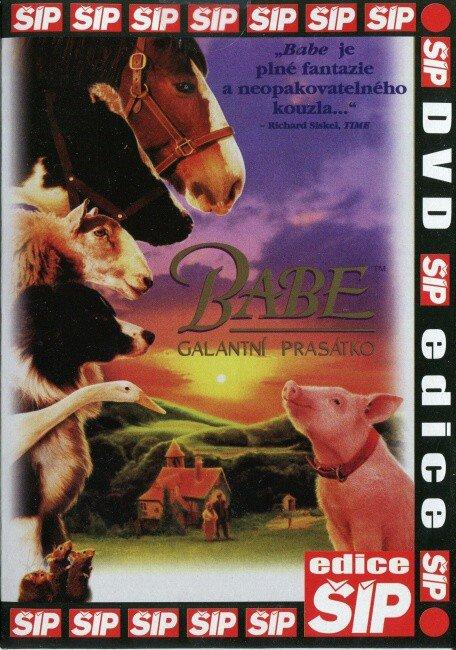 Babe - galantní prasátko (DVD) (papírový obal)