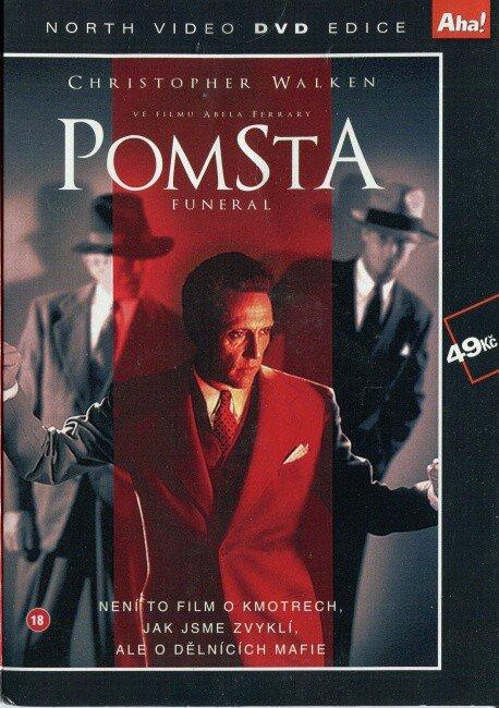 Pomsta (DVD) (papírový obal)