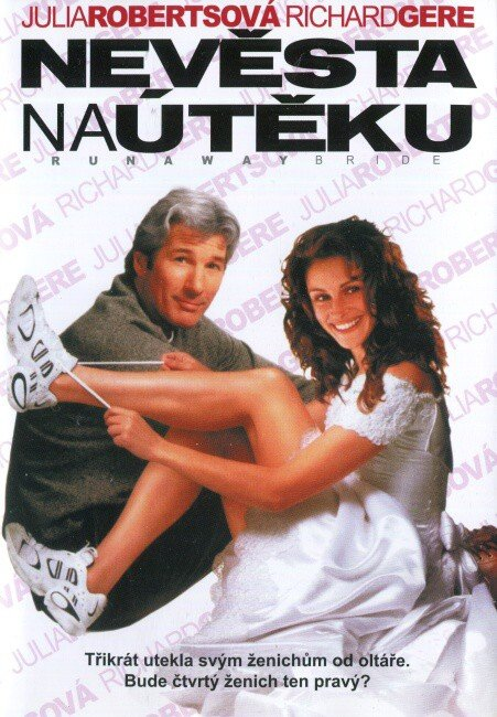 Nevěsta na útěku (DVD)