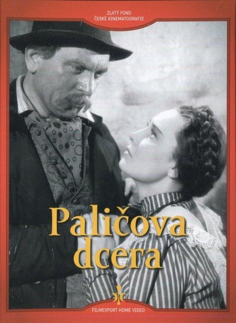Paličova dcera (DVD) - digipack