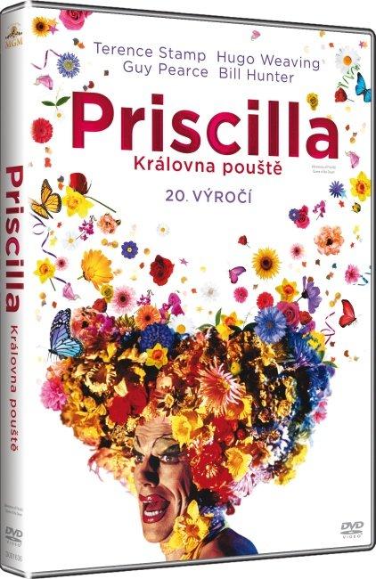 Priscilla - královna pouště (DVD) - české titulky