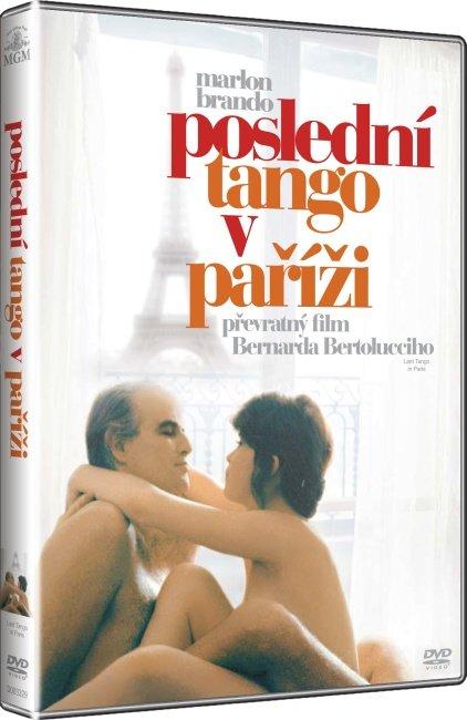 Poslední tango v Paříži (DVD)
