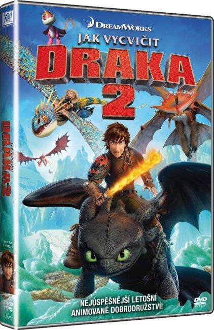 Jak vycvičit draka 2 (DVD)