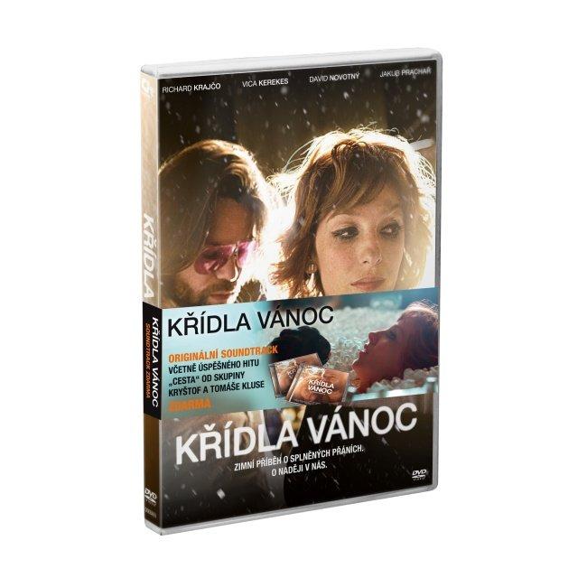 Křídla Vánoc (DVD) - limitovaná edice se soundrackem