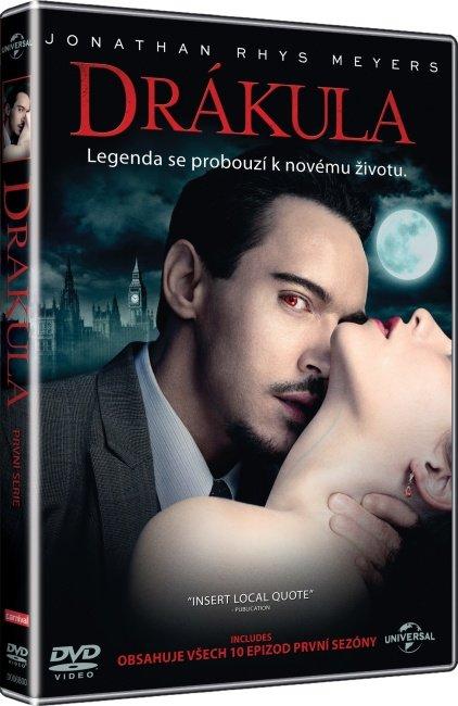 Drákula - 1. série (3 DVD)