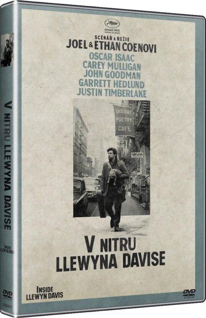 V nitru Llewyna Davise (DVD)