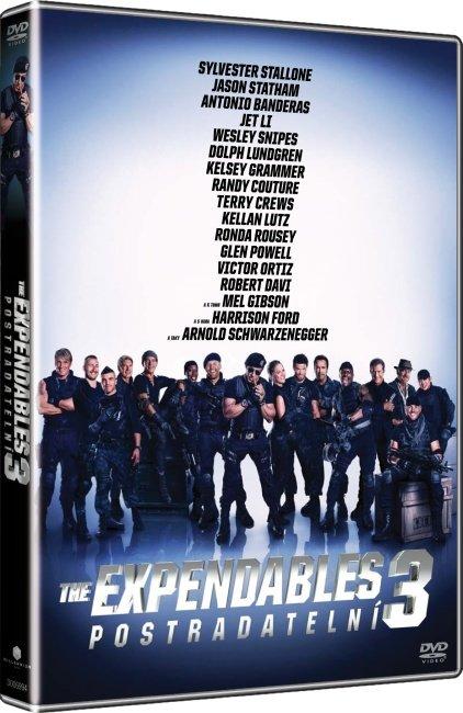 Postradatelní 3 (DVD)