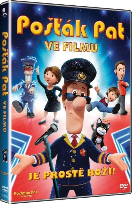 Pošťák Pat ve FILMU (DVD)