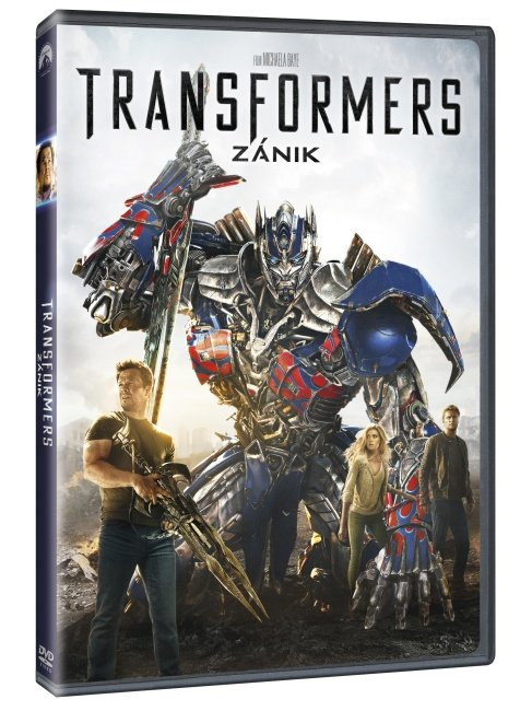 Transformers: Zánik (DVD)
