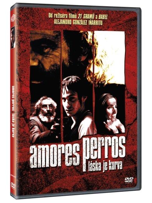 Amores Peros - Láska je kurva (DVD)