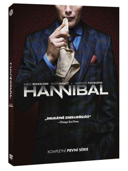 Hannibal 1. série - 4xDVD (TV seriál)