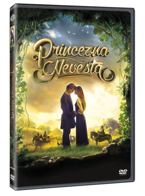 Princezna nevěsta (DVD) - speciální edice