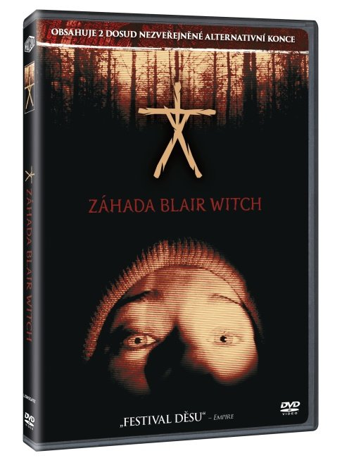 Záhada Blair Witch (DVD)
