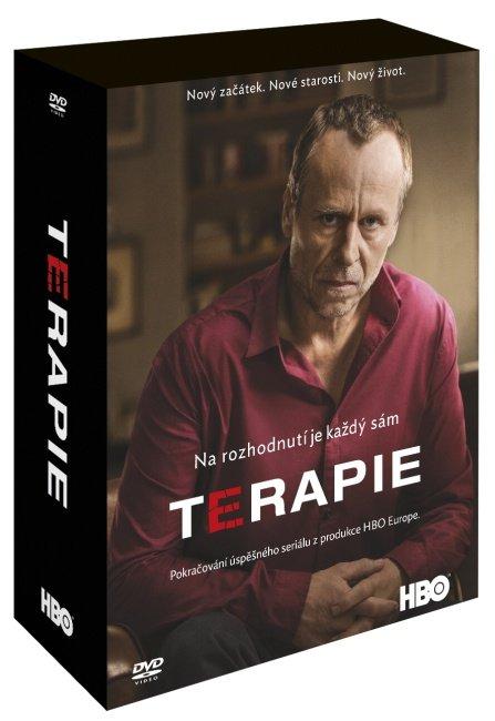 Terapie (Karel Roden) - 2. série KOMPLET - 7xDVD