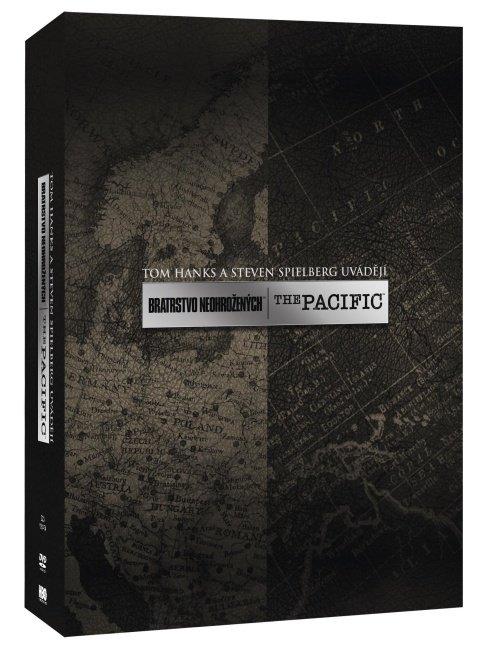 Bratrstvo neohrožených + The Pacific kolekce - 11xDVD