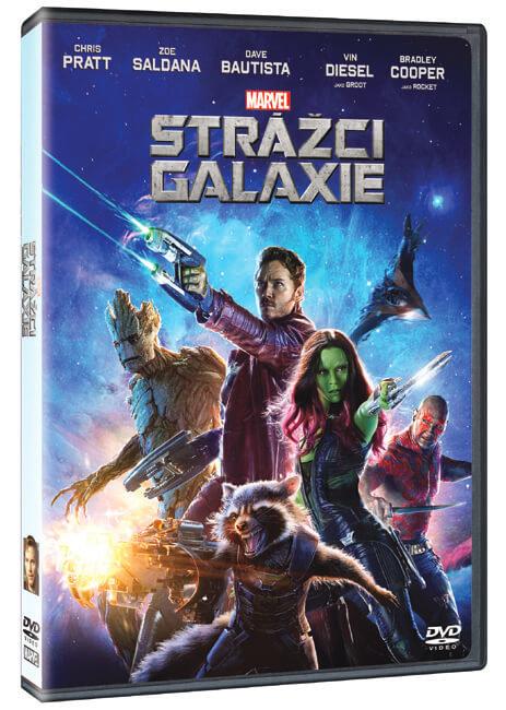 Strážci Galaxie (DVD)