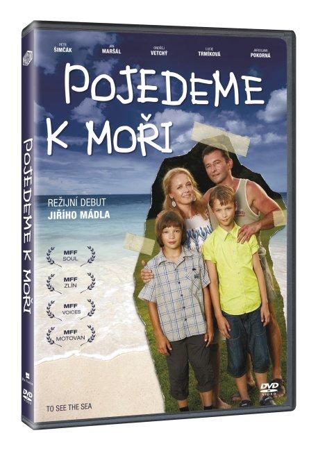 Pojedeme k moři (DVD)