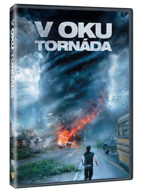 V oku tornáda (DVD)