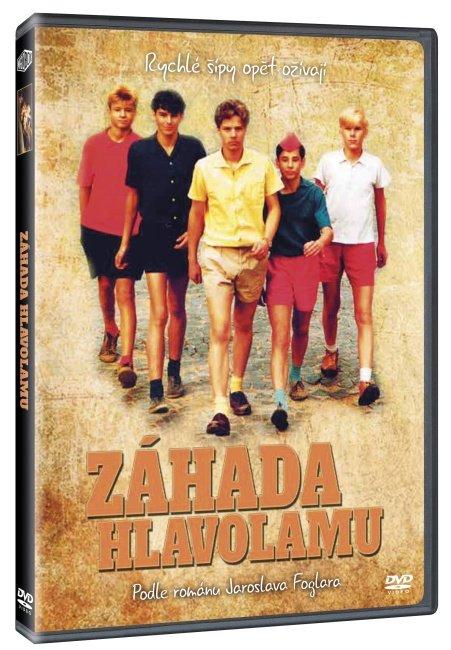 Záhada hlavolamu (DVD) - celovečerní film