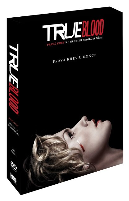 True Blood - Pravá krev 7. série - 4xDVD