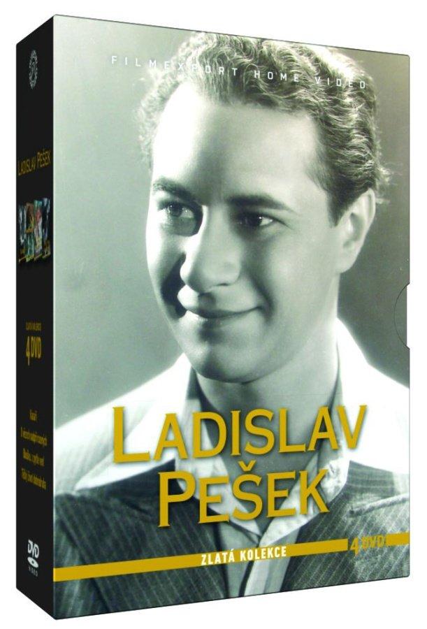 Ladislav Pešek - kolekce - 4xDVD