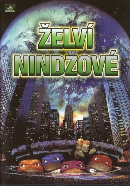 Želví nindžové (DVD)