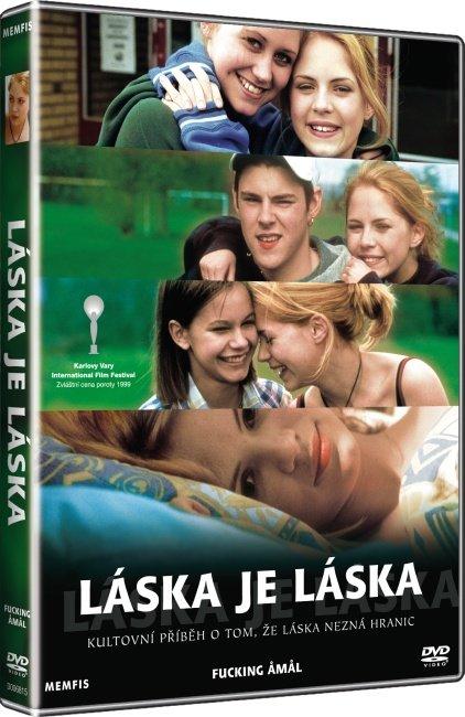 Láska je láska (DVD)