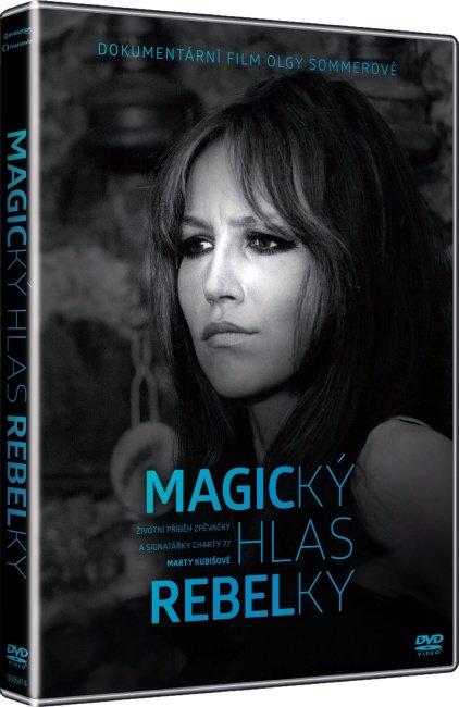 Magický hlas rebelky (DVD)