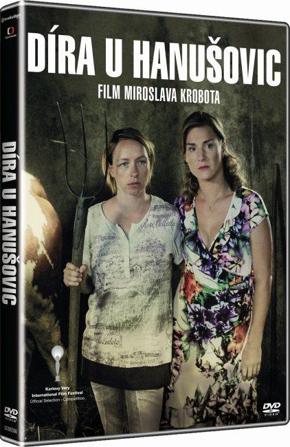 Díra u Hanušovic (DVD)