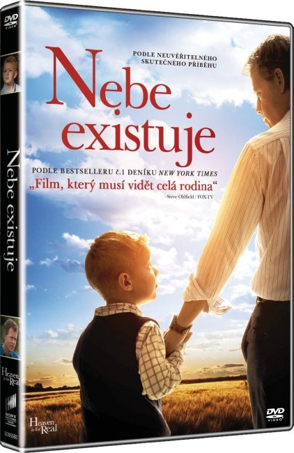 Nebe existuje (DVD)