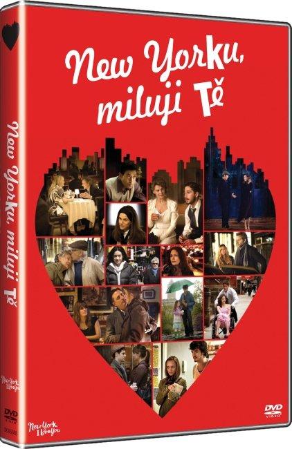 New Yorku, miluji Tě! (DVD)