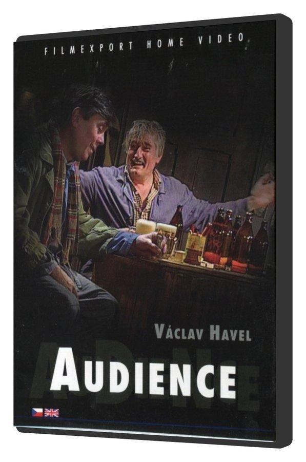 Audience (DVD) - digipack