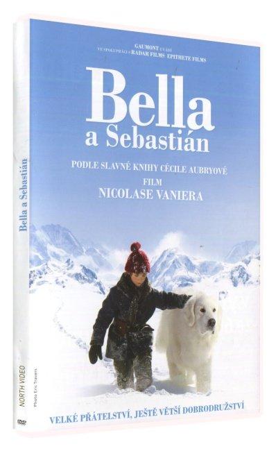 Bella a Sebastián (DVD)
