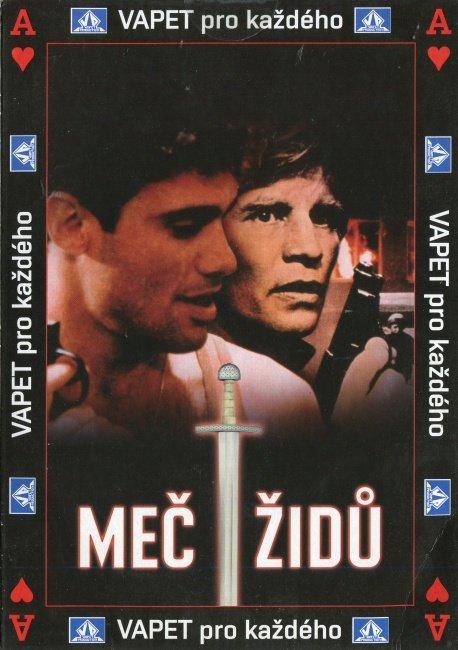 Meč Židů (DVD) (papírový obal)