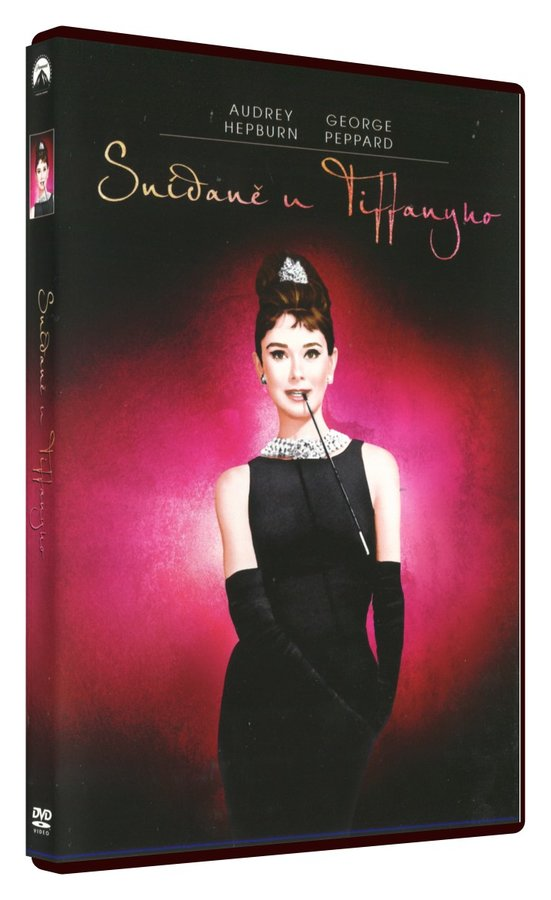 Snídaně u Tiffanyho (DVD)