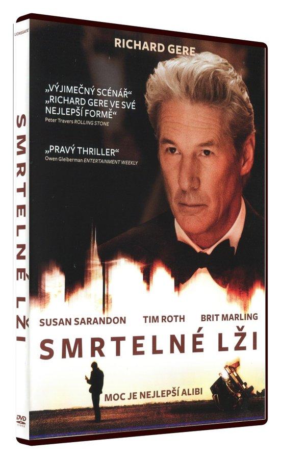 Smrtelné lži (DVD)