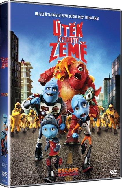 Útěk z planety Země (DVD)